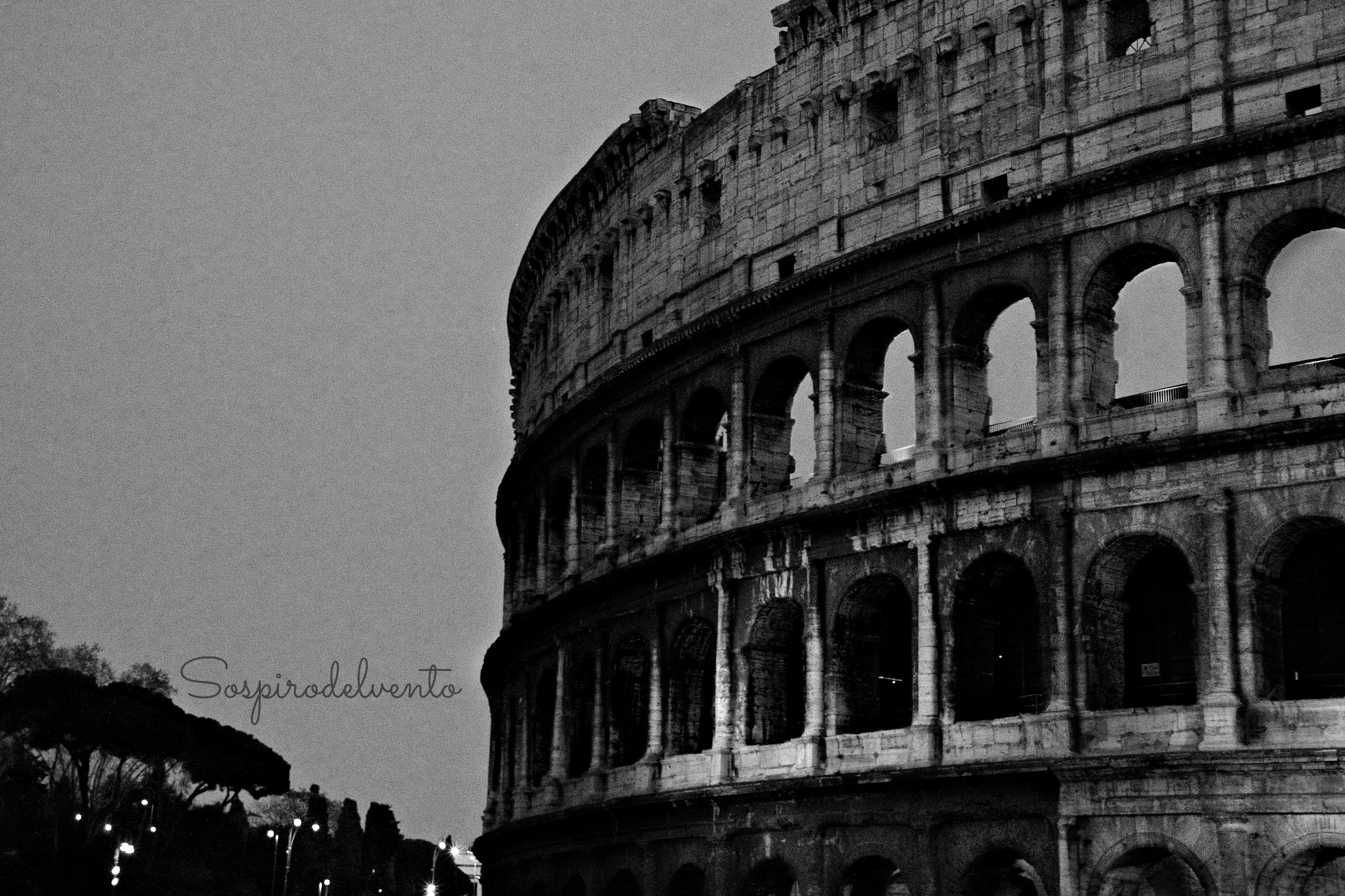 Esplorando il bianco e nero 2 for Roma in bianco e nero