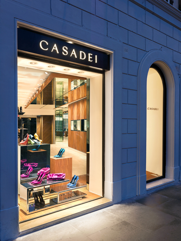 01 - Casadei Boutique Roma